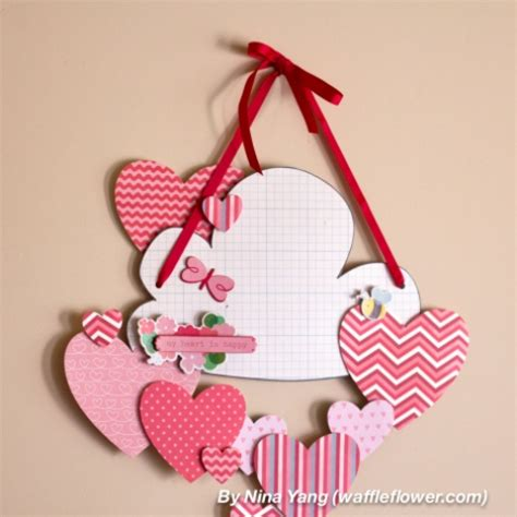 s day ornaments 13 creative diy valentine s day decorations shelterness