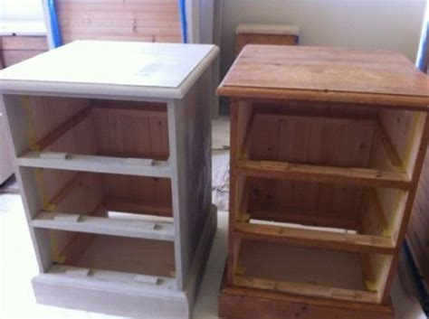Corona Bookcase Can You Paint Annie Sloan Chalk Paint Straight On Waxed