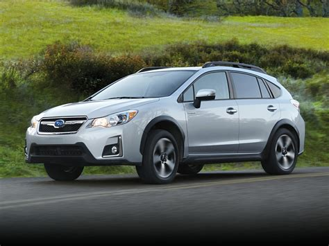 subaru suv 2016 2016 subaru crosstrek hybrid price photos reviews