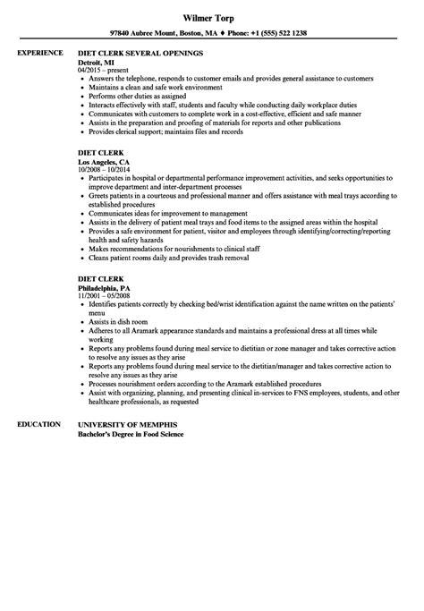 him clerk sle resume lead security officer sle resume