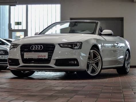 Gebrauchte Audi Cabrio by Audi A5 Modell 2000 Upcomingcarshq