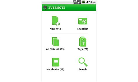 evernote for android image gallery evernote android