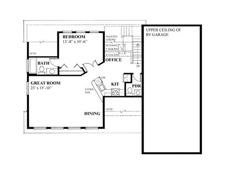 garage shop floor plans garage apartment plans garage apartment plan with 3 car bays and rv bay plan 010g 0017 at