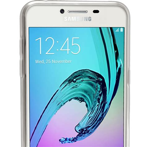 V0152 Samsung Galaxy C7 2016 Casing Custom Hardcase igadgitz glossy tpu gel skin cover for samsung galaxy