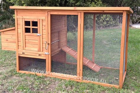 Chicken Hutch Design 10 Diy Chicken Coops With Free Plans And Tutorials