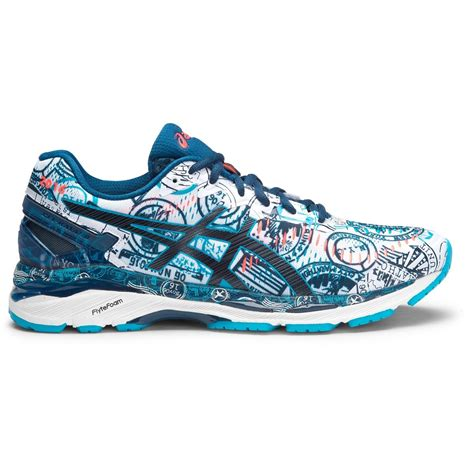 athletic shoes nyc asics gel kayano 23 nyc limited edition mens running