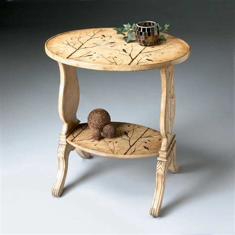 hand painted accent tables butler distinctive hand painted accent table buy accent