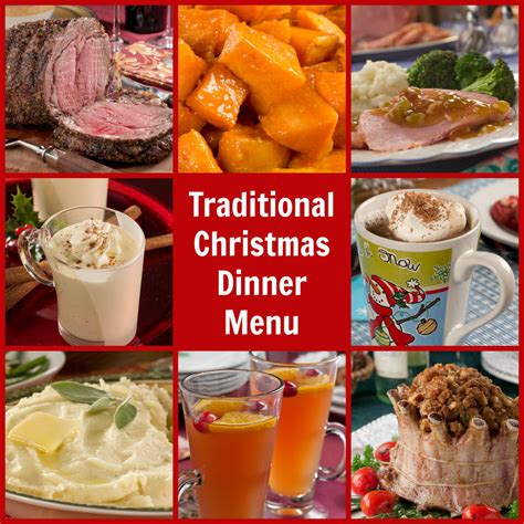 traditional recipes traditional dinner menu mrfood