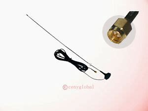 for gsm 3g 800 900 omni directional cell phone signal booster magnet car antenna ebay