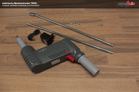 jalousie kurbel motor nachrüsten elektrische kurbel f 252 r markise markiese v rademacher ebay