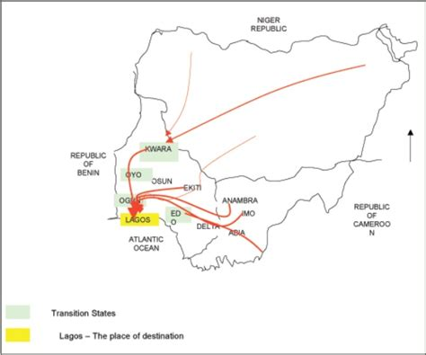 Nature Of Migration Pattern In Nigeria | leandro cortez practices of the global south spring 2013