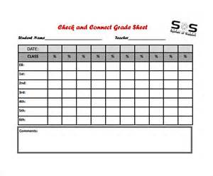 Grade Sheet Template by Grade Sheet Template 32 Free Word Excel Pdf Documents