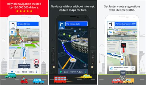best android gps best gps navigation apps for android and iphone 2017