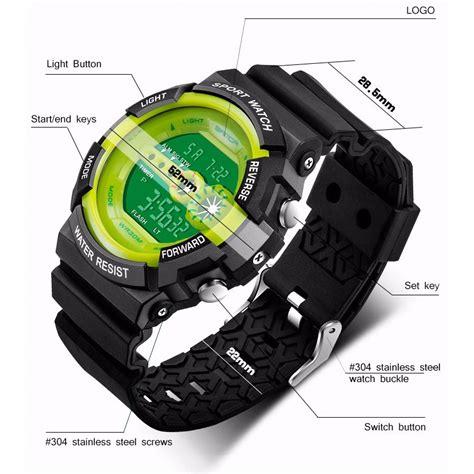 Sanda Jam Tangan Sporty Pria Sd 732 sanda jam tangan sporty pria sd 320 black jakartanotebook
