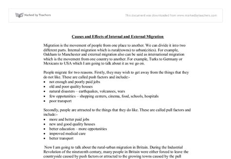 Exle Of Cause And Effect Essay Outline by Write Cause And Effect Essay Topics Forty Writing Topics Causes And Effects