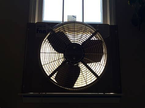Vintage Sears Whole House Window Fan Vintage Ceiling