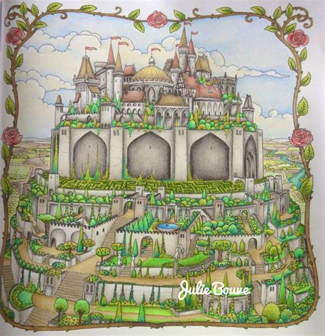 thrones coloring book completed a of thrones highgarden julie s for coloring