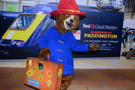 nuevas aventuras de paddington pr 233 estreia de as aventuras de paddington no cidade jardim