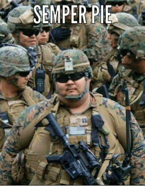 Gay Army Meme - semper pie military meme on sizzle