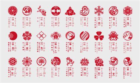 海外 日本にある家紋のような誕生日の花の紋 花個紋 がカッコよすぎる 海外の反応 エンタメディア 海外の反応