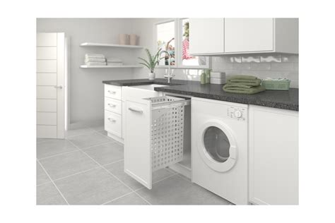 pull out laundry for cabinet tanova laundry pull outs by fit selector