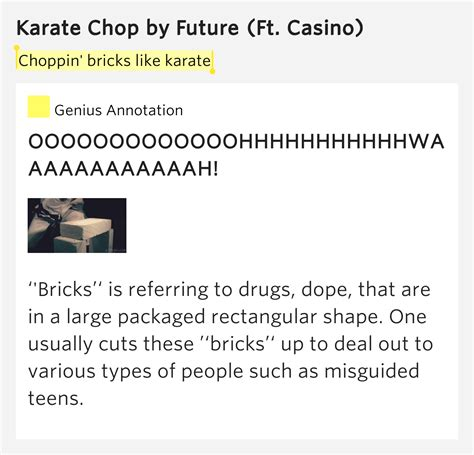 chop definition meaning what is chop in the british choppin bricks like karate karate chop lyrics meaning