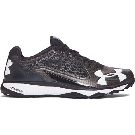 mens armour shoes s armour deception baseball shoes ebay