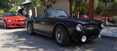 Tr Is Ready For A by This 1974 Triumph Tr6 Is Track Prepped And Rally Ready
