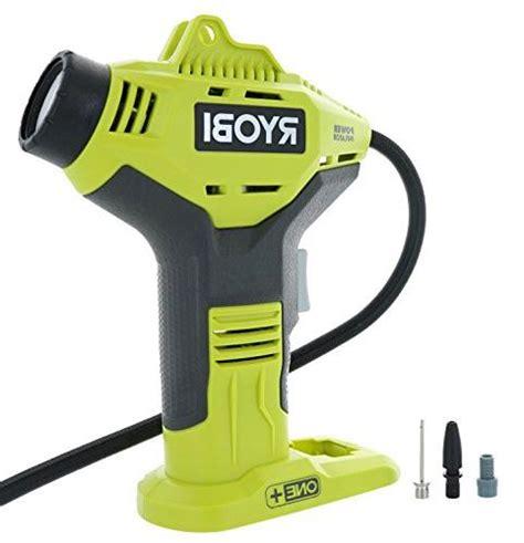 Ryobi P737 18 Volt One Portable Cordless Power Inflator