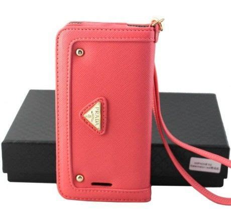 New Arrival Prada 1303 new arrival prada iphone 6 cases iphone 6 plus cases wallet watermelon free shipping