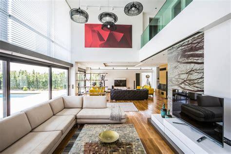 Panel 2bays Modern V Bk dubleks ev dekorasyonu i 231 in 246 neriler