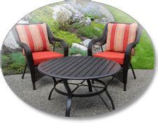 Refinish Metal Patio Furniture 1000 Images About Gardening On Pinterest Outdoor Furniture Patio Bench And True Value
