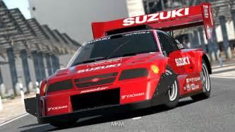 Suzuki Pikes Peak Escudo Suzuki V6 Escudo Pikes Peak Special 98 Location