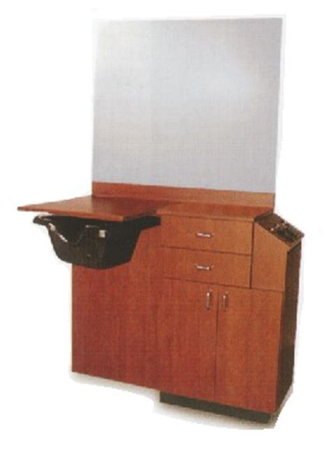 shoo bowl and cabinet beauty salon sinks