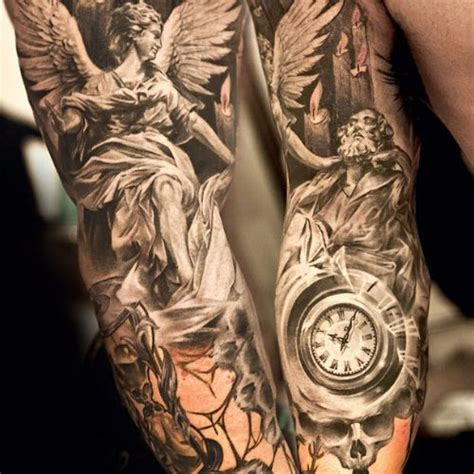 unique arm tattoos for men cool ideas for professional designs