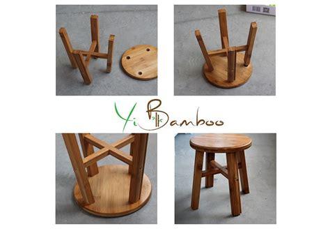 bamboo bathroom stool bamboo bar stool counter bathroom stools yi bamboo