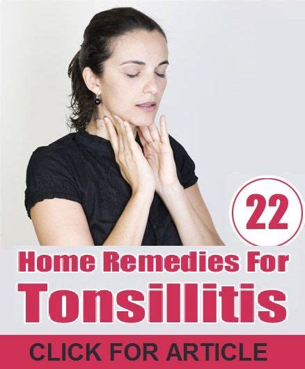 best 25 remedies for tonsillitis ideas on