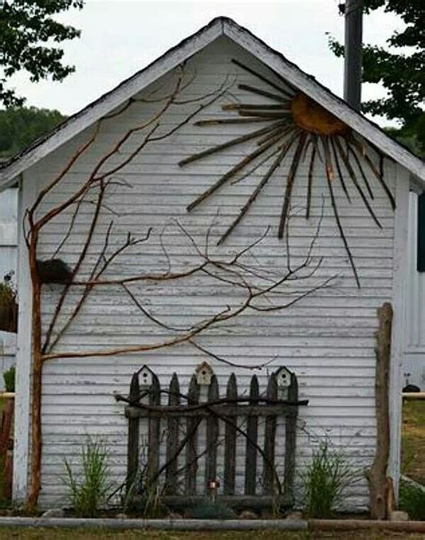 Decorated Garden Sheds by Decorated Garden Shed Gardening