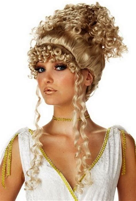 Ancient Greek Goddess Athenahairstyle | greek athena hairstyle hairstyles ideas pinterest