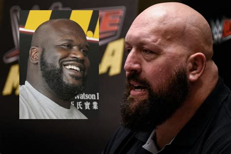 show challenges big show challenges shaq to free throw contest before