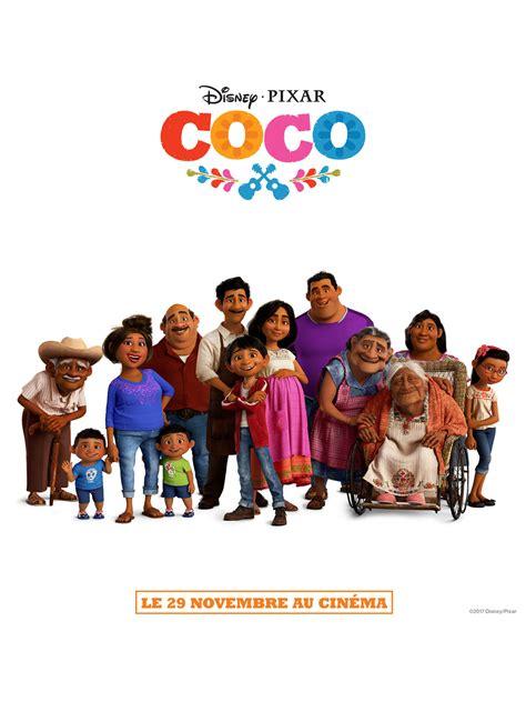 coco le film affiche du film coco affiche 6 sur 14 allocin 233