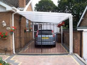 Patio Lean To Shelter Driveway Carports Polycarbonate Glass Amp Canopy Roof