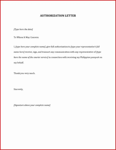 authorization letter format for attestation authorization letter format for attestation new 7