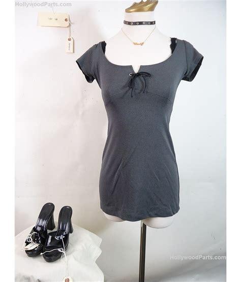 Wendy Minidress 1 heartbreakers wendy hewitt grey mini dress costume