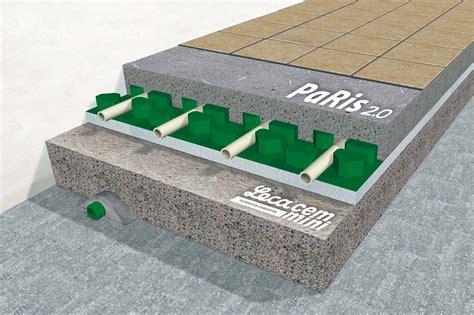 massetto per riscaldamento a pavimento massetto radiante ad elavata conducibilit 224 termica per il