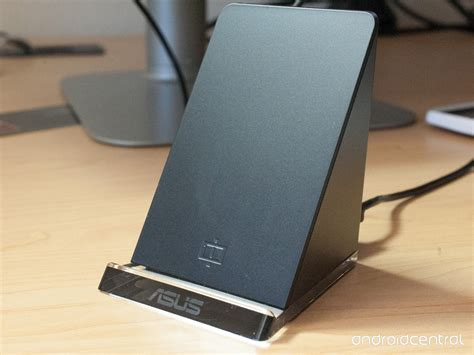nexus 7 stand charger the asus pw100 wireless charging stand android central