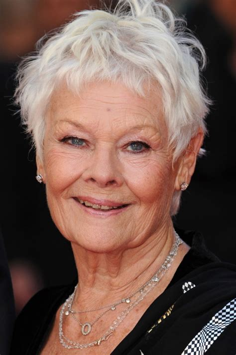 how to get judi dench hairstyle judi dench hairstyle hot short hairstyle 2013