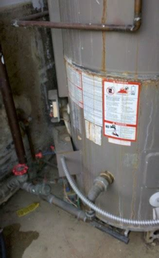 water heater leaking from bottom rust got a leaking water heater water heaters only inc dallas