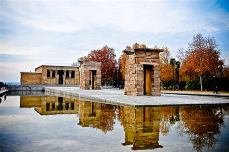 temple of debod madrid spain temple of debod madrid spain flickr photo