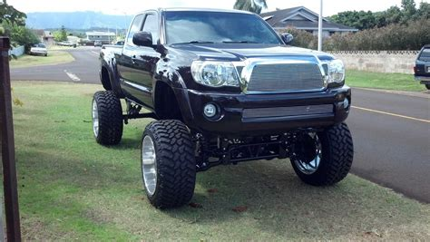 Toyota Lift Kit Bulletproof Suspension Lift Kit Toyota Tacoma 2005 2wd